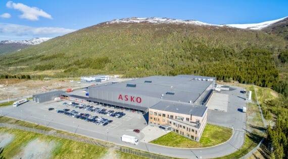 Asko Nord, Regionlager