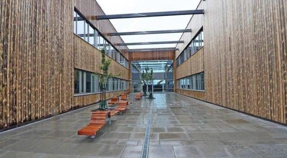Raumyr Skole, Kongsberg