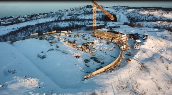Nord-Tromsøya høydebasseng
