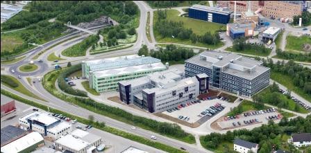 Forskningsparken Tromsø Byggetrinn 3