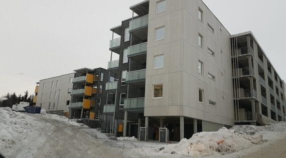 Grønnåsen Terrasse, Tromsø