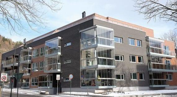 Villa Capjon, Drammen
