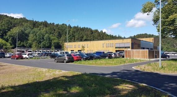 Dalane Bussanlegg, Kristiansand