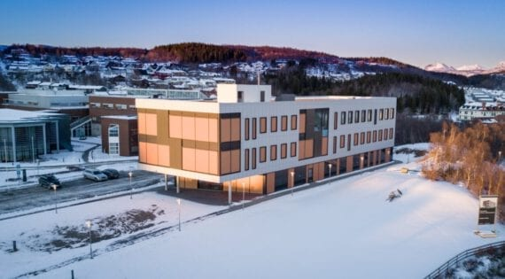 Universitetet i Nordland Byggetrinn 6A