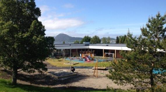 Langevåg barnehage, Sula