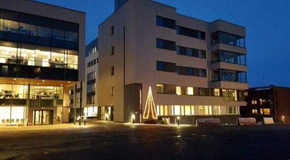 Lovisenberg sykehus – bygg for psykisk helsevern (Bygg B), Oslo