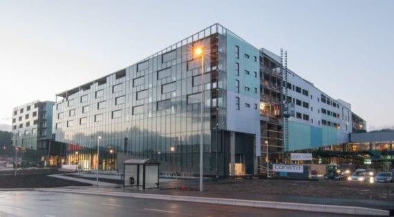 Kjøpesenteret Horisont, Åsane, Bergen