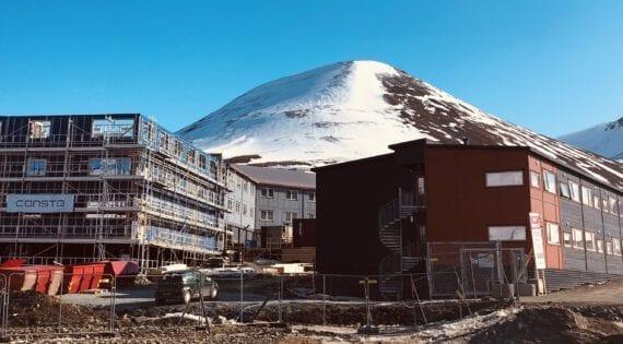 SAS-hotellet, Svalbard