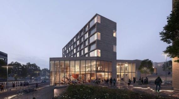 Forprosjekt for Sundebygget i Ålesund