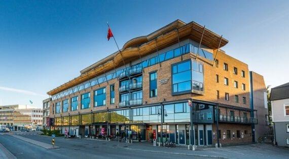 Thon Hotel Harstad, utvidelse
