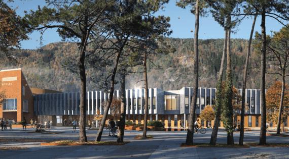 Rehabilitering og utbygging av Førde Videregående skole