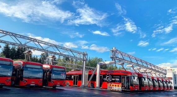 Alnabru bussanlegg