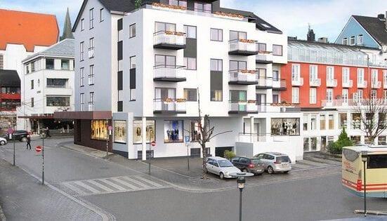Isachsengården, Molde