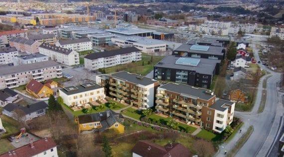 Munkvoll Hage, Trondheim