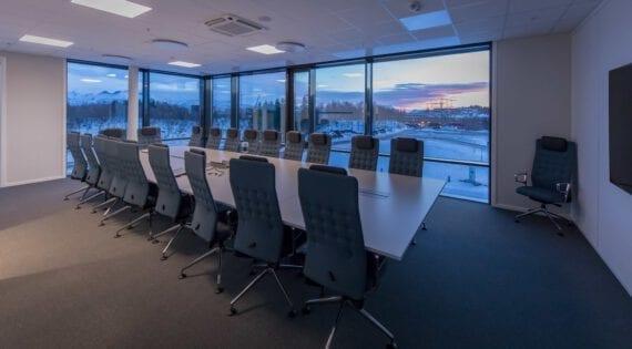 Kontorbygg UIN, Bodø
