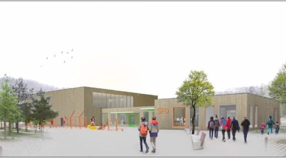 Sylte skole, Hustadvika kommune